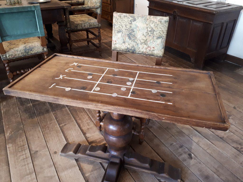 Game at Castle of Vianden