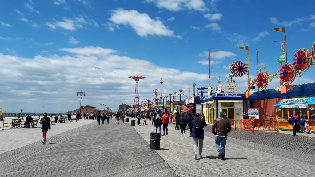 Coney Island amusement park