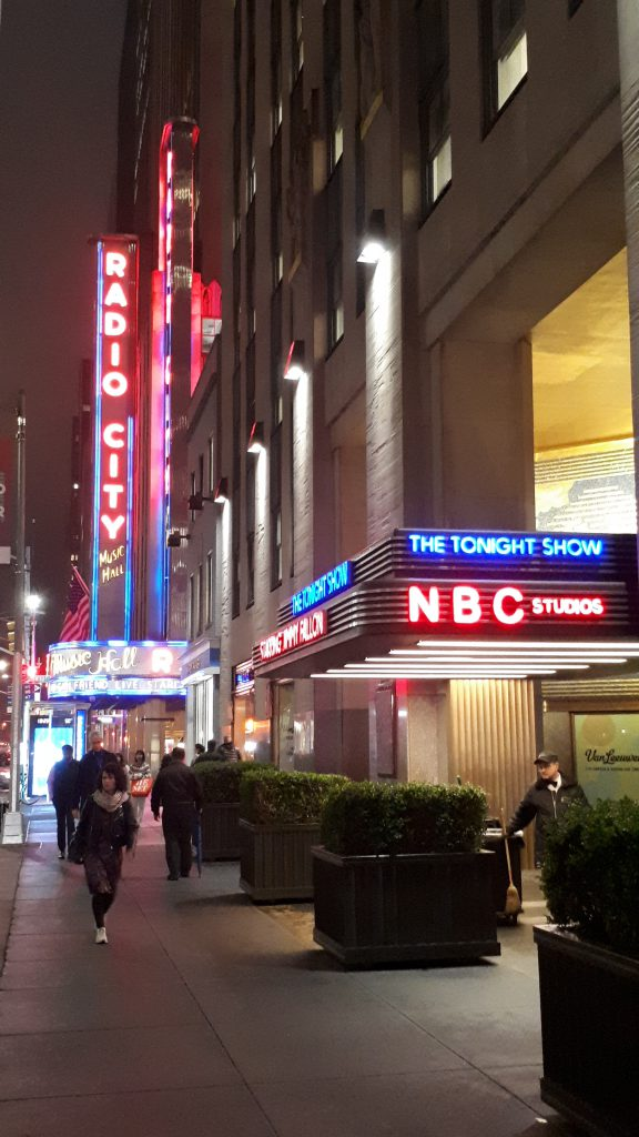 NBC Universal studio
