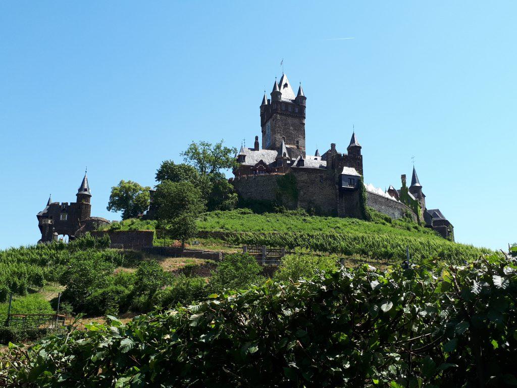 Reichsburg castle Cochem