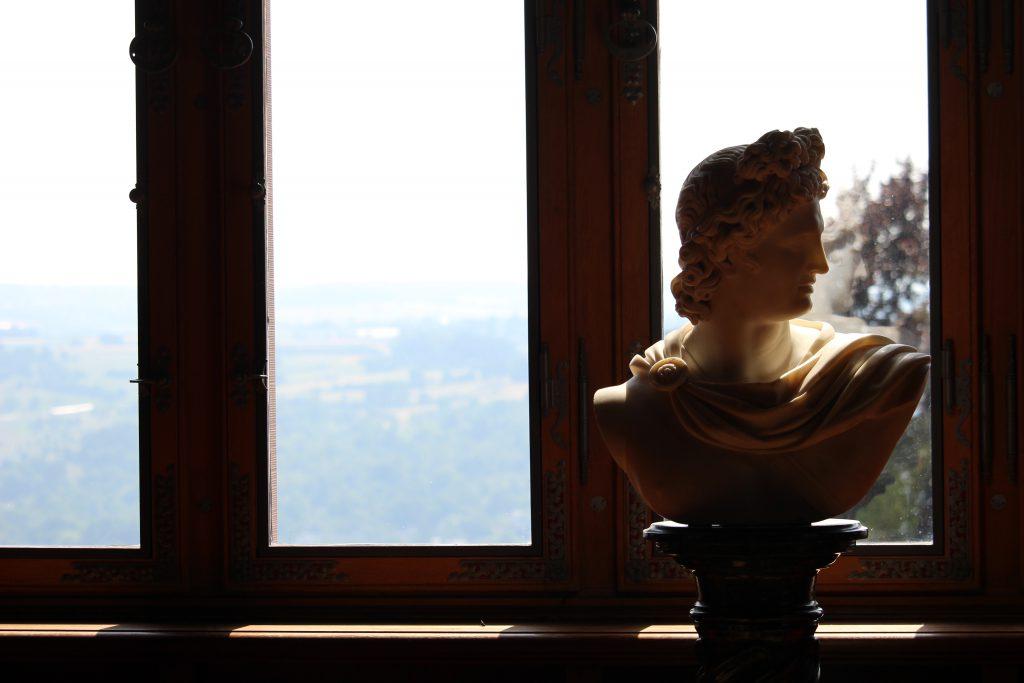 Inside Schloss Drachenburg