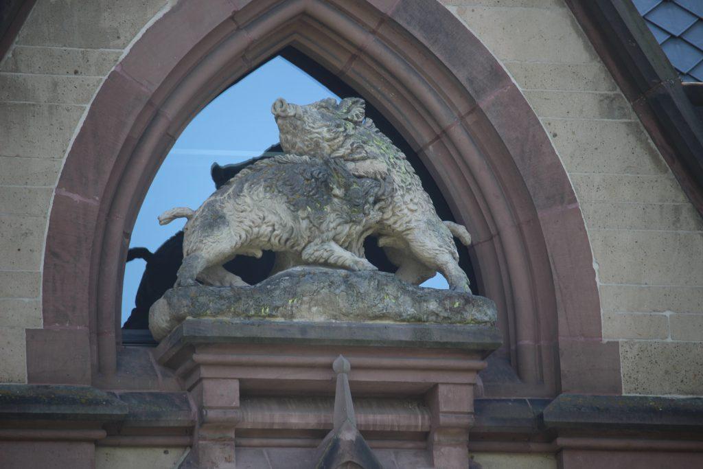 Pigs Schloss Drachenburg