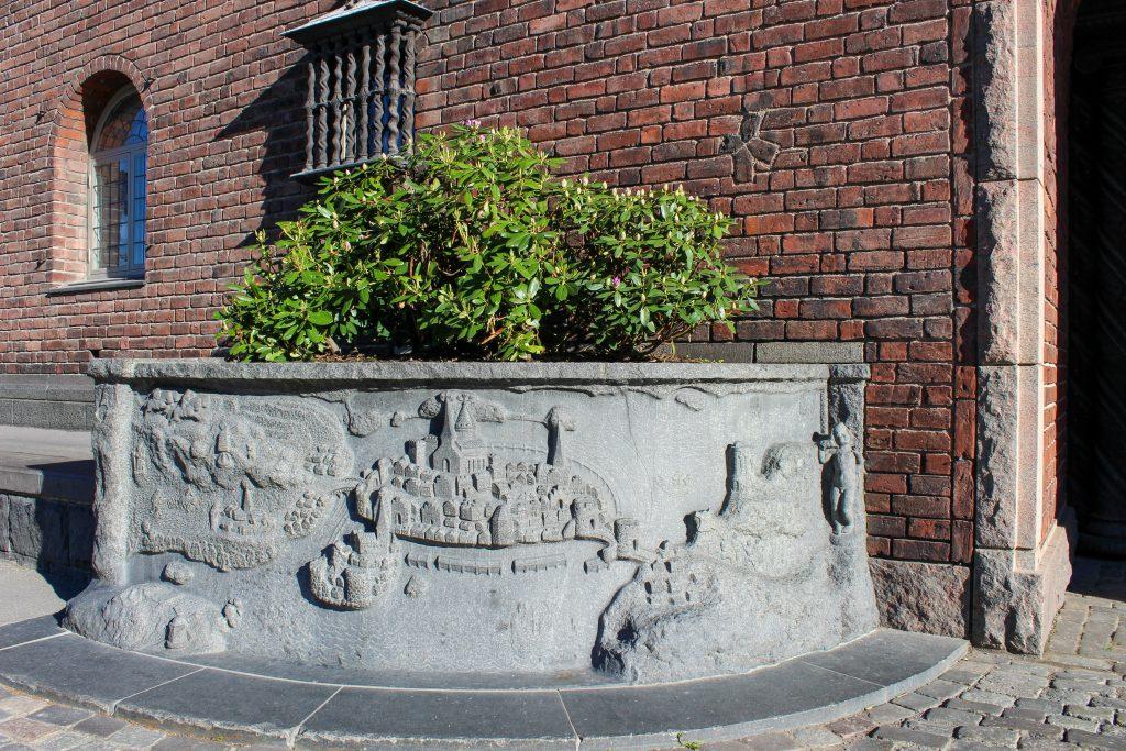 Entrance of Stadshuset