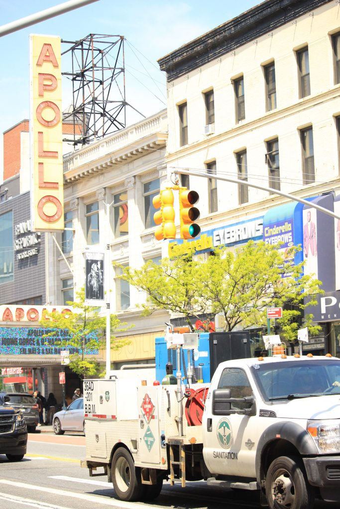 Apollo in Harlem, New York
