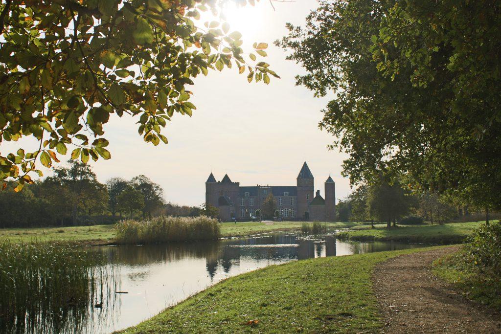 Castle in Domburg Zeeland