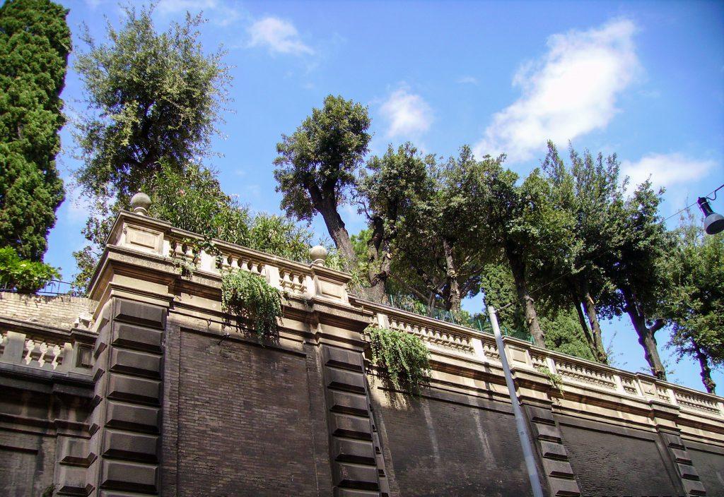 Villa Borghese park